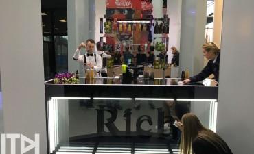 """Создание интерьерного интерактивного бара для мероприятия """" RICH """""""