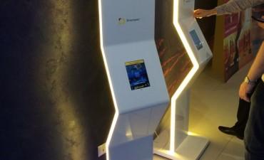 Создание стоек электронных билетов для Яндекс