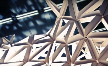 Нестандартные архитектурные объекты с Simplex-Noise