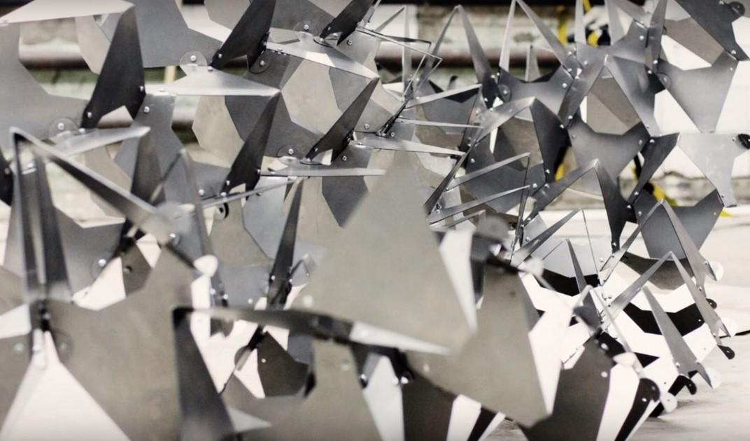 Компания ITDILAB совместно с Simplex Noise начали сотрудничество по проектированию созданию арт-объектов с элементами нестандартной архитектуры, декораций, стендов
