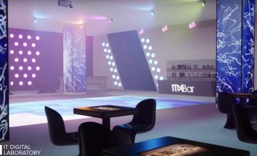 Интерактивный ночной клуб ITDI Night Club