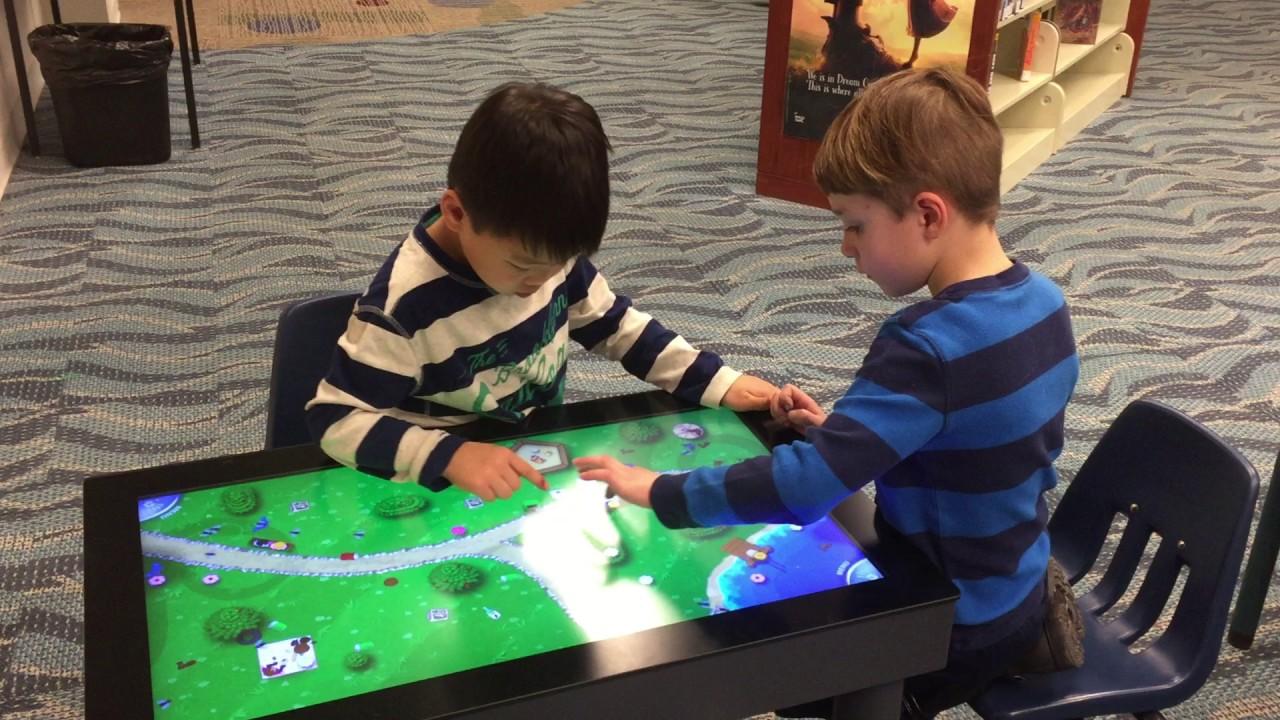 Специалисты компании ITDILAB предлагают Вашему вниманию развлекательно-обучающий творческий центр с мультитач столами, проекционными стенами, интерактивным полом и набором интерактивного оборудования